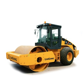 14t LIUGONG Single Drum Road Roller 6114E Cheap Roller