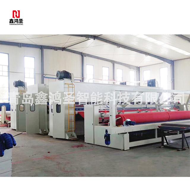 Glass fiber felt production line/nonwoven production line