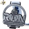 Running medal 6