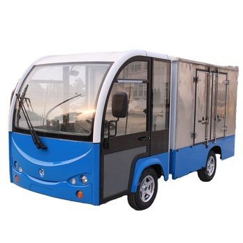 Certificated Chinese Factory City Autos New 4 Wheels Mobile Electric Food Dining Car and Luncheon Vehicle
