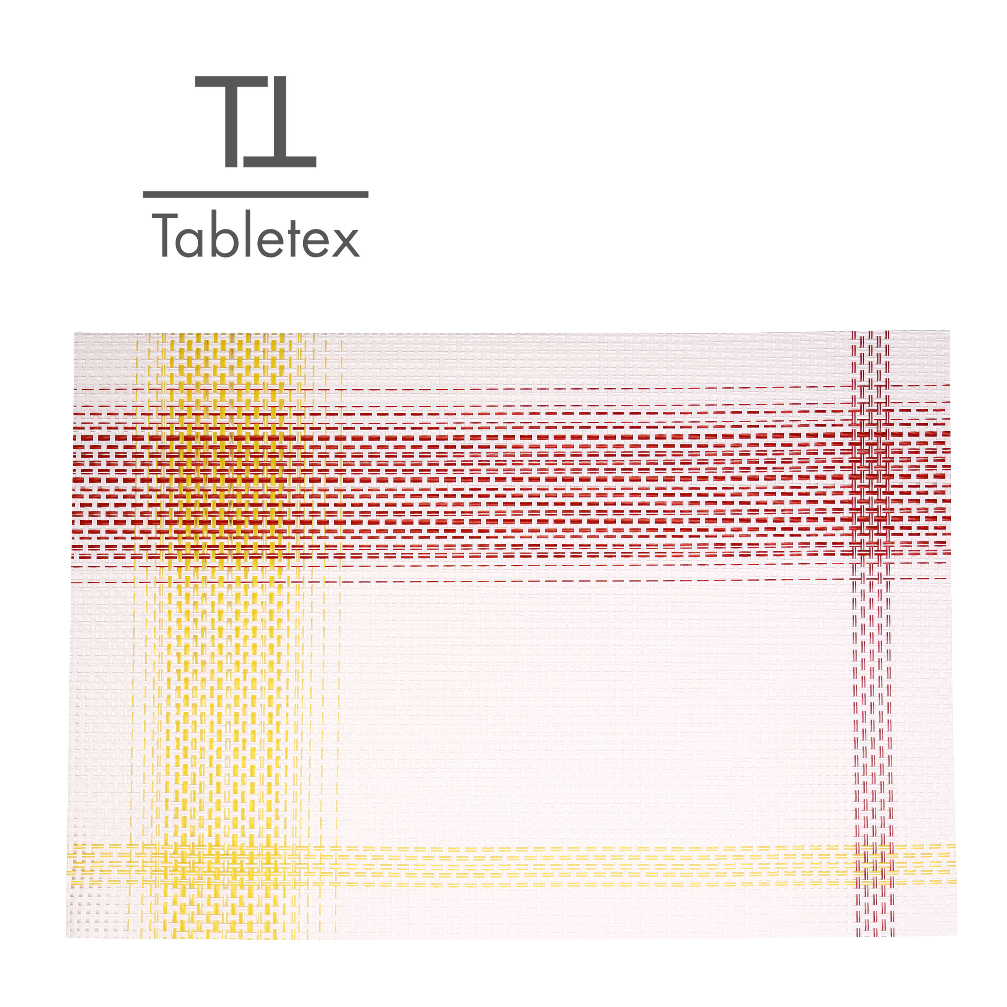 2020 new arrival washable never fade easy to clean basket weave PVC material anti slip mat