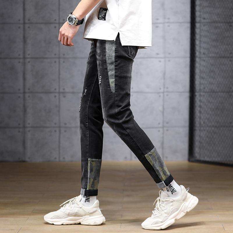 Pantalones Vaqueros Elasticos Ajustados Para Hombre Moda De Negocios Estilo Clasico 5 Modelos Novedad De 2020 Buy Pantalones Cortos De Mezclilla Para Hombre Vaqueros Para Hombre Bermuda Para Hombre Product On Alibaba Com