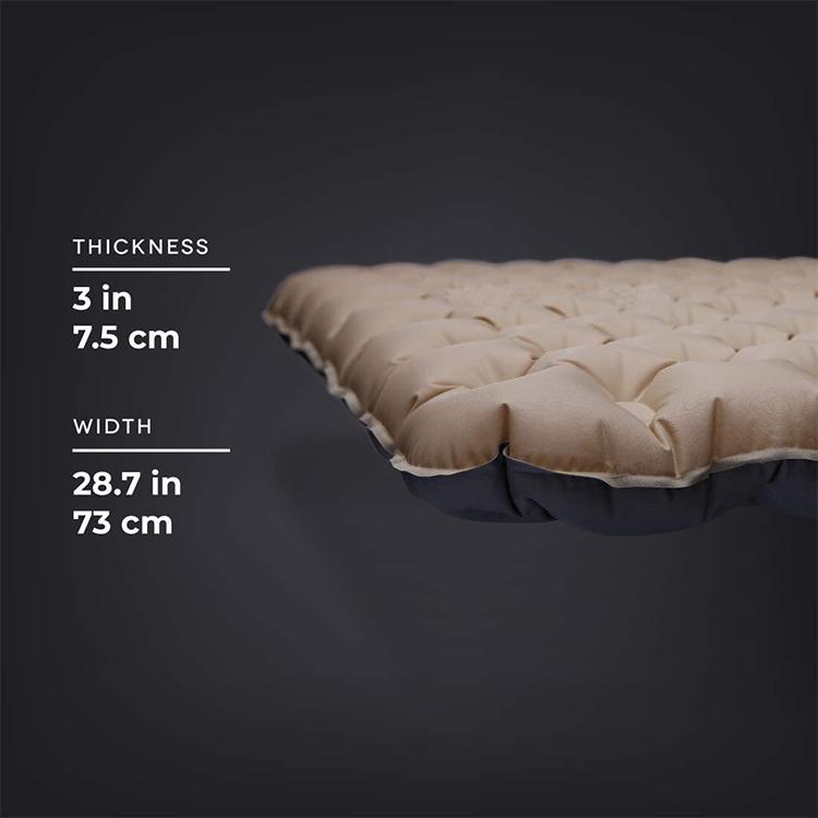 Camping Inflatable Mat Super Comfortable Ultra Light And Compact Camping Mat Double Ultralight Camping Mat