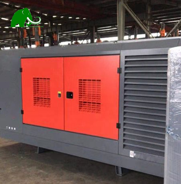 22 bar screw air compressor for drilling water well