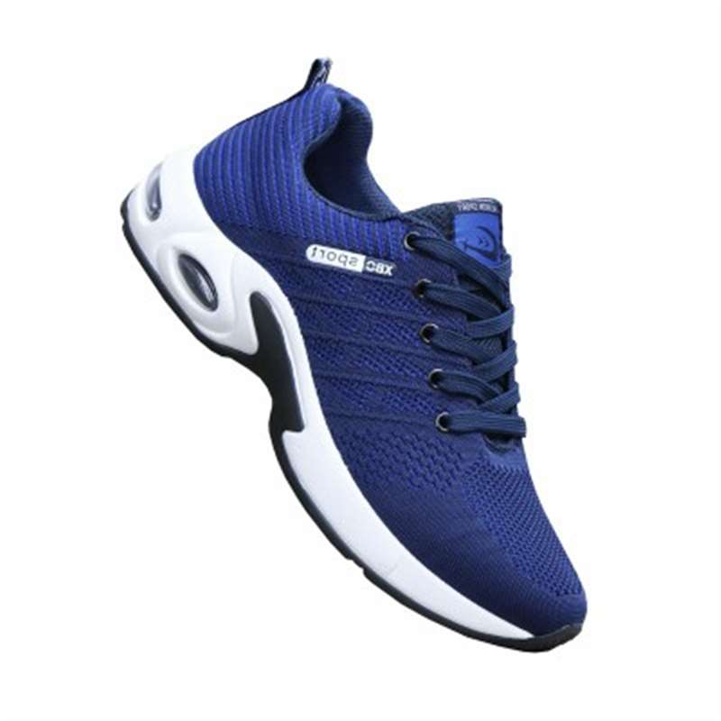Wholesale Adults Breathable Comfortable Shoes Men Sneakers Sports Made in China