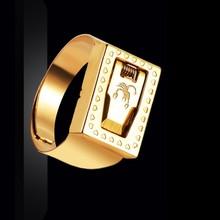 Новое милитари кольцо с нержавеющей стали Защитное кольцо для личной защиты для мужчин и женщин с защитное кольцо дропшиппинг(Китай)