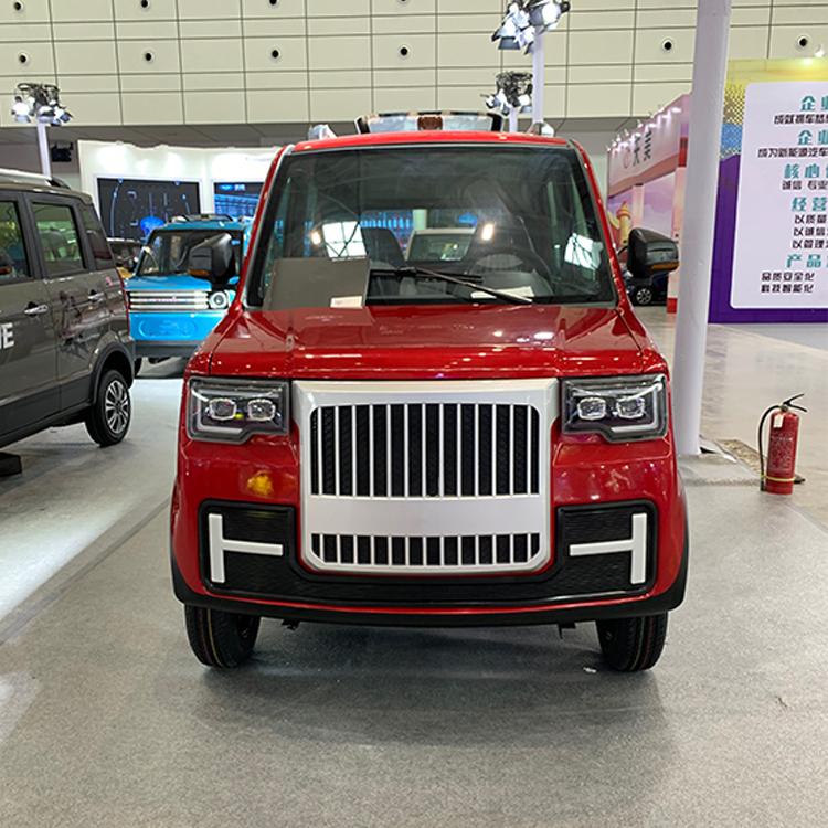 K1 model New 2800Mm*1380Mm*1610Mm High Speed Long Range 4 Wheel Electric Car For Sale