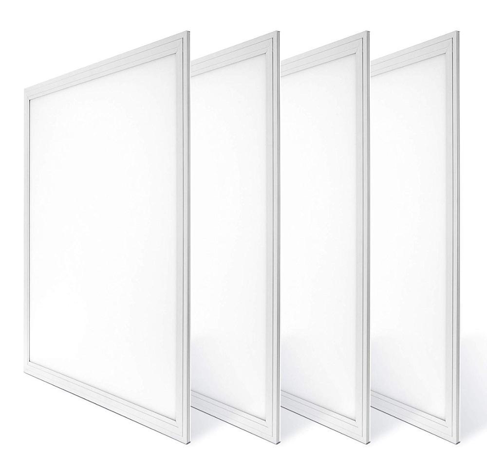 Newest Design Ultra Thin 80 Ra Ip20 wholesale price flexible slim square flat 36w 40w 600x600 60x60 ceiling led panel light