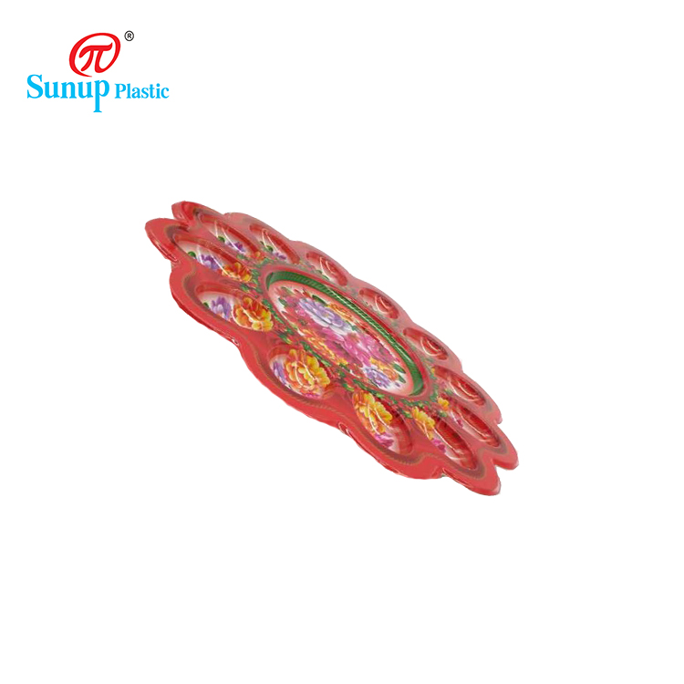 Food Grade Material Plastic Egg Tray For Easter