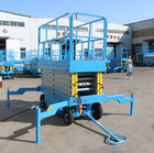 Operations 2020 New Product Mobile Scissor Lift For High Altitude Operations
