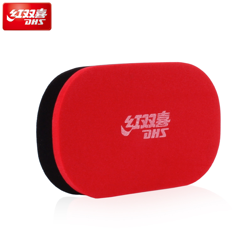DHS Table Tennis Rubber Cleaning Sponge professional Original DHS Ping Pong Rubber Cleaner accessories