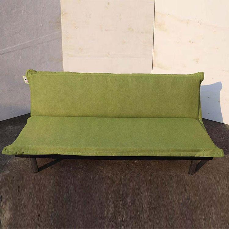 modern style green folding fabric sofa bed sofa bed foldable folding modern sofa bed