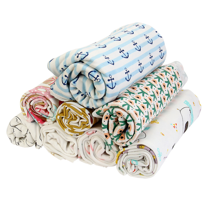 трикотажная детская ткань купить