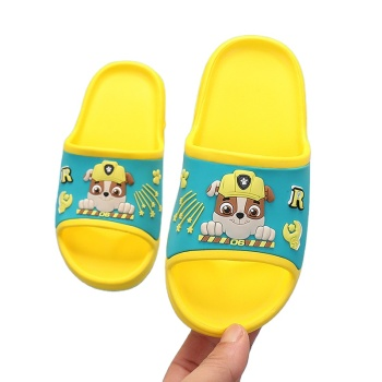 Wang team summer new style children's slippers men and women baby home non-slip Eva Sandal slippers