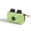 Verde bolsa de caca