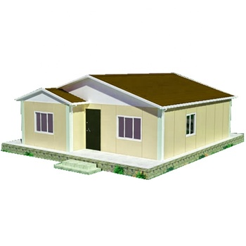 Quick building lowes prefab homes kits fully furnished prefabricated modular house with 3 bedrooms