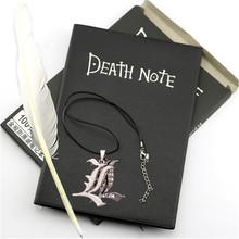 Аниме Дневник мультфильм Death Note планировщик книга милая Мода тема Косплей большой мертвый блокнот Y D40(Китай)
