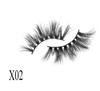 25mm mink lash--X02