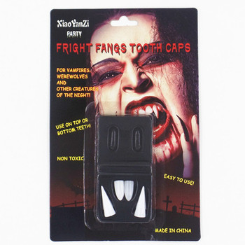 Wholesale Halloween fake Vampire teeth HH-0429