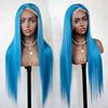 Blue wig 1