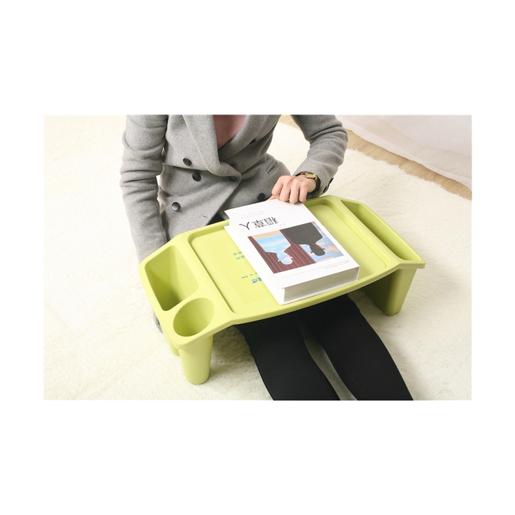 Multiple Usage Table Plastic School Bedroom Bed Satisfy Children Lap Desk