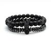 Crown+Skull Black