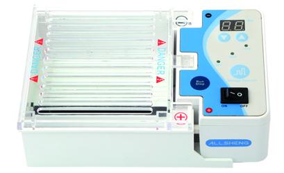 Лабораторная мини-машина для электрофореза