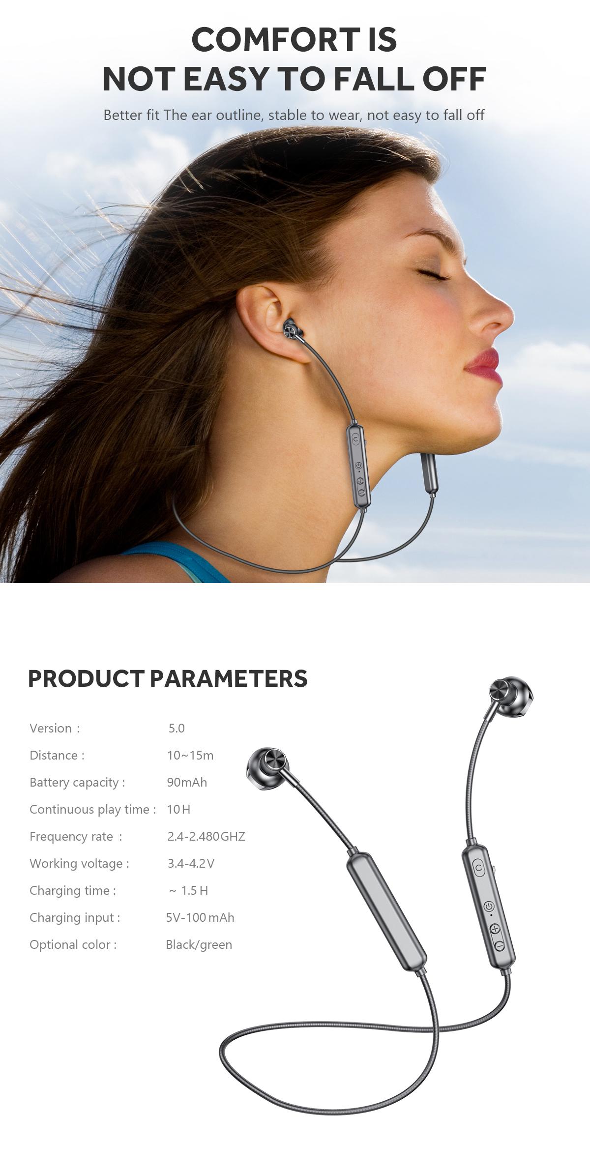 2021 new wireless TWS gaming noise cancelling earbuds wireless earphones neckband earphones headphones headsets