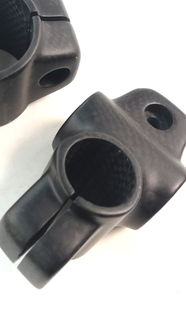 3K Plain Weave Carbon Fiber Robot Moulding Parts