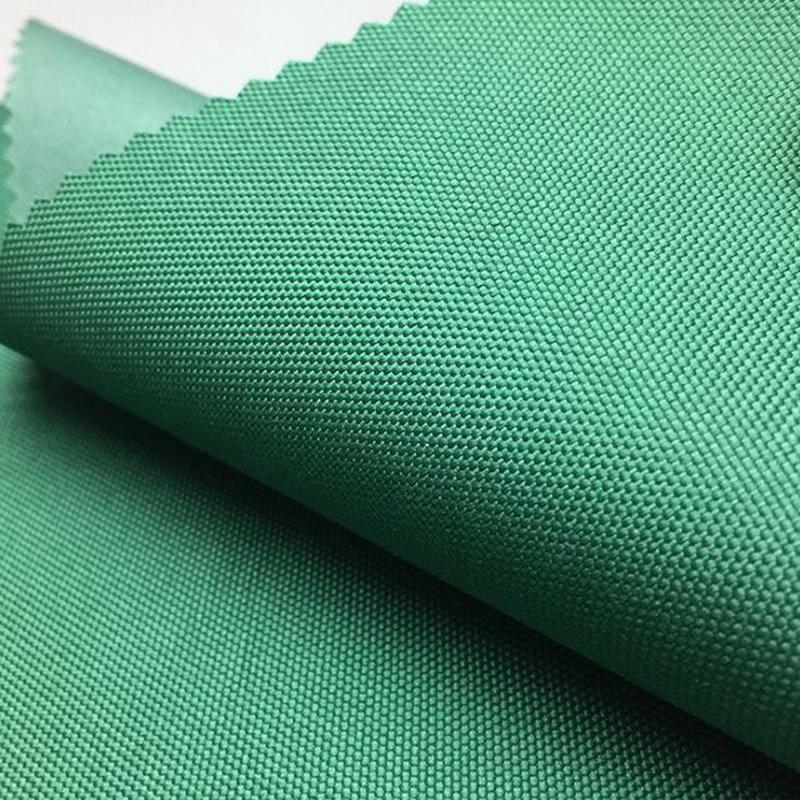 pu coating solution dyed acrylic fabric for awning