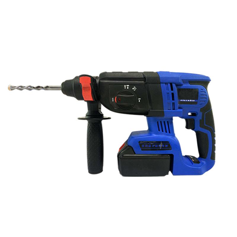 Industrial high power lithium  electric demolition hammer drill