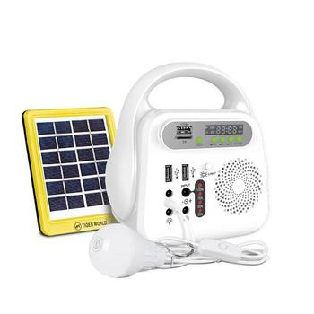 JY Green energy smart outdoor or indoor 2 bulbs mini solar panel home solar power auto lighting system kits