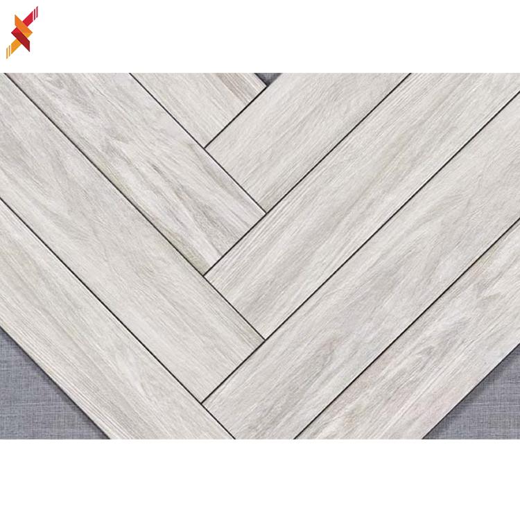 White Wood Floor Tile Bathroom Non Slip