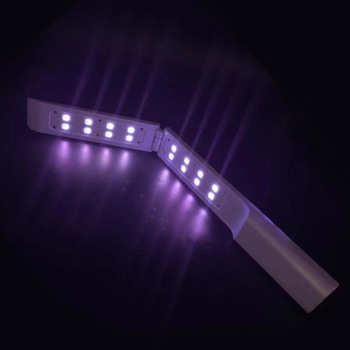 Hot Sale bacteria-killing keyboard coat sofa bed UVC Germicidal Led Ultraviolet UV Light Sterilizer Lamp