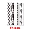 YHB-027 ( black )