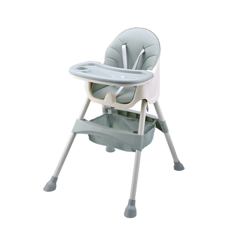 Plastic Home 3 In 1 Babies High Chairs Safety Baby Eating Chair