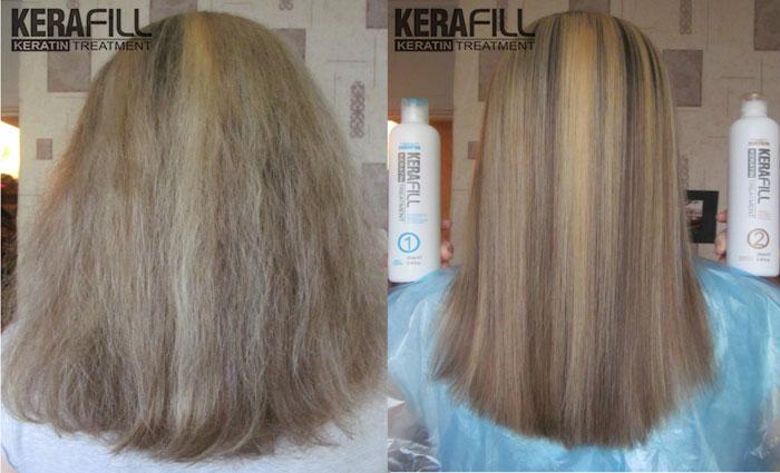 Kerafill Keratin Treatment