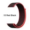 15 Red Black