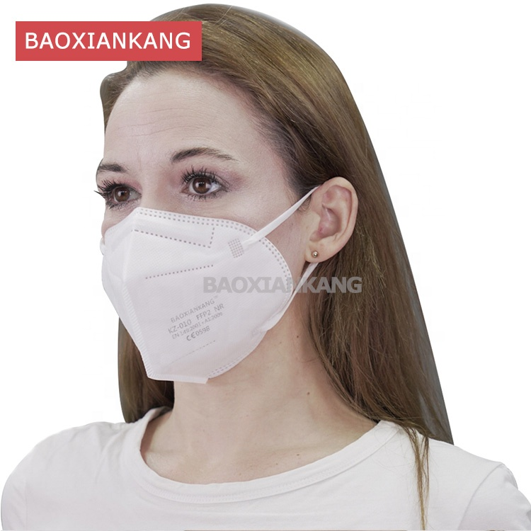Fast delivery SGS CE ffp2 GB2626 Disposable Face Mask 5 ply protective Mask FFP2 - KingCare | KingCare.net