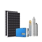 4HP solar pump water system for irrigation