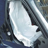 White Car Seat Covers
