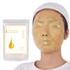 Gold foil hydrojelly mask