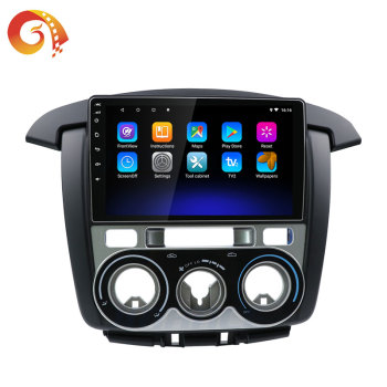"Android Gps Navigation Dashboard 9"" Car Audio Video Dvd Player Head Unit Music System For Toyota Innova"