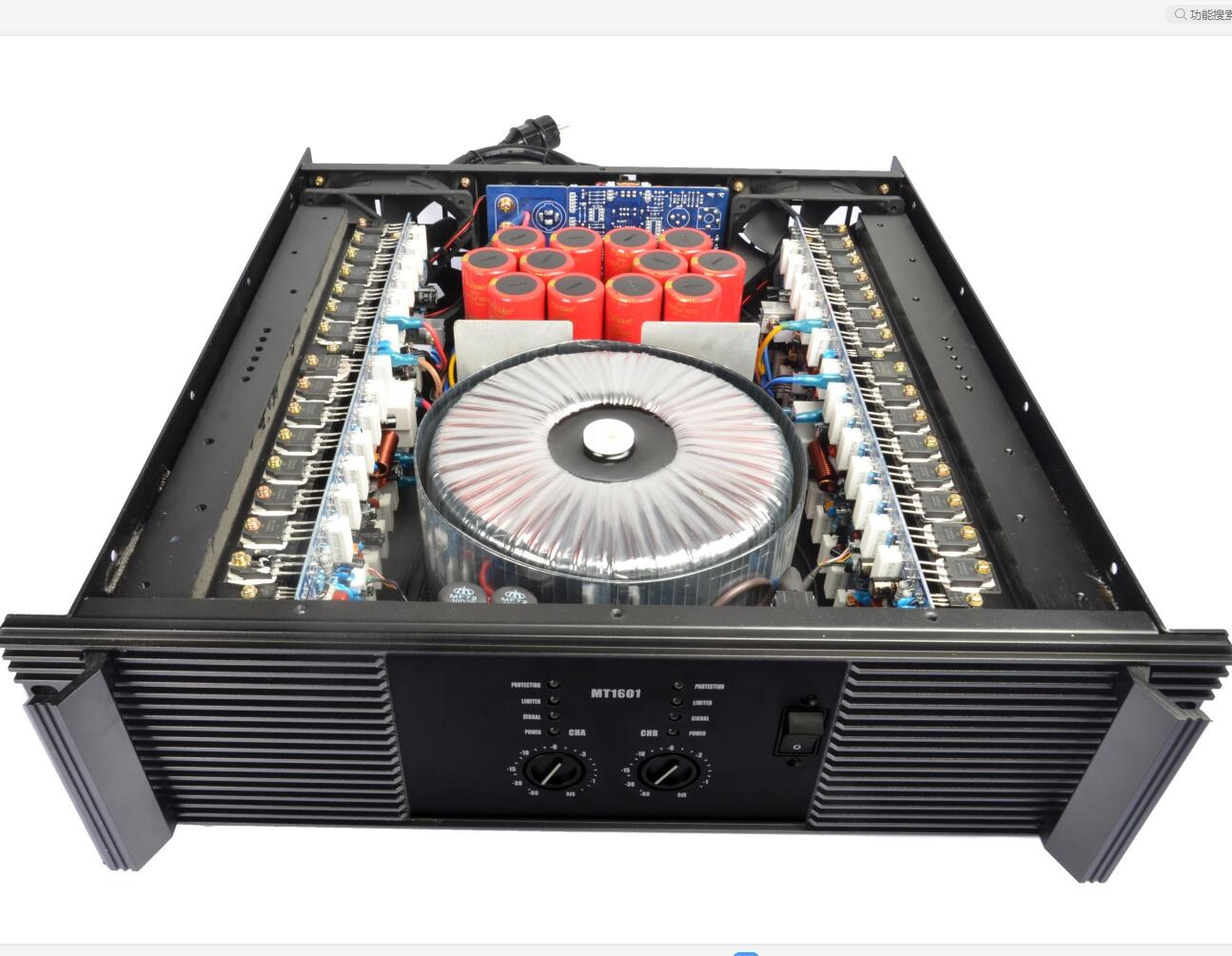 3000w+3000w at 2 ohm 56pcs IC HIGH POWER AMP MT1601, View power amplifier,  EYSOUNDPRO Product Details from Guangzhou Baiyun Yiwei Stage Audio  Equipment Factory on Alibaba.com