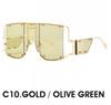 800 C10 Gold/Grün