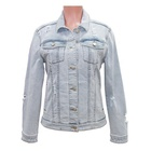 Denim Jacket Denimdenimjackets 2021 Hot Trendy Women's Denim Jean Jacket With Fashion Wash