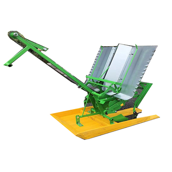 High efficiency paddy rice transplanter 2 rows planting machine manual rice planter best price for rice seeder machine