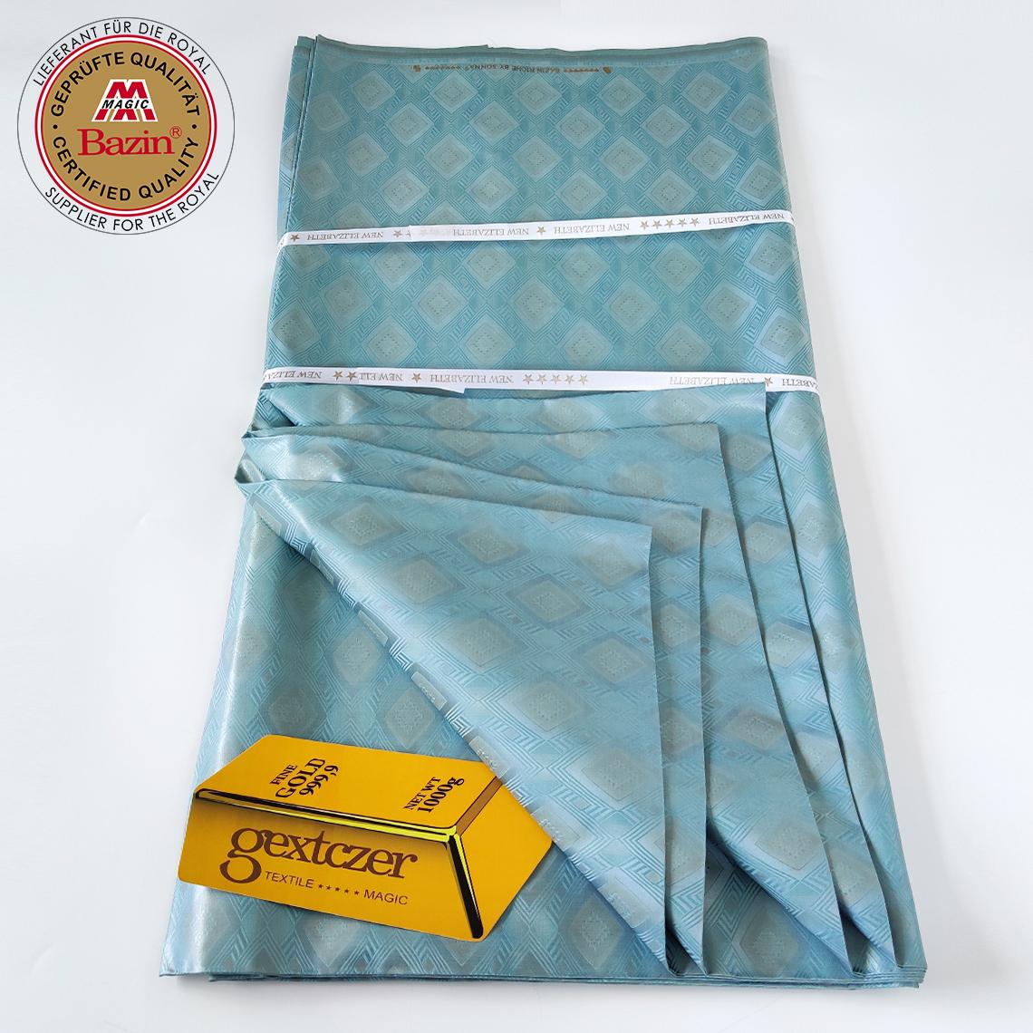 160 CM Bazin Riche Tissu Dentelle African Lace Fabric 2021 Top Quality Gambia Women Wedding Dresses Basin Riche Lace Fabrics