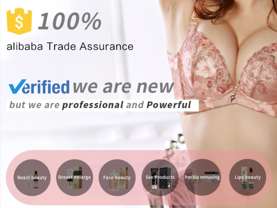 Traditional Chinese Herb Upsize Tight Massager Breast Enlargement Gel