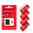 2020 Taiwan Full Capacity 64GB 32GB Class 10 EVO SDHC Speed T-Flash Micro Sd Memory Card With Adapter 8 16 32 64 128 256 gb
